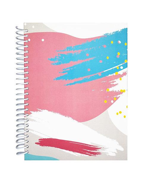 Libreta Pink art