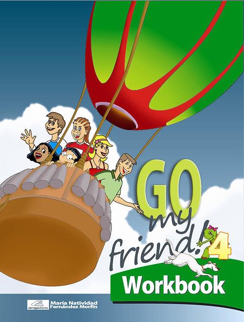 Go My Friend 4 Workbook