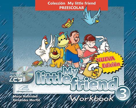 My Little Friend 3 Workbook
