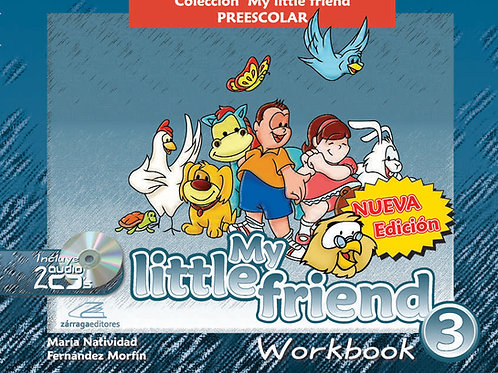 My Little Friend 3 Workbook
