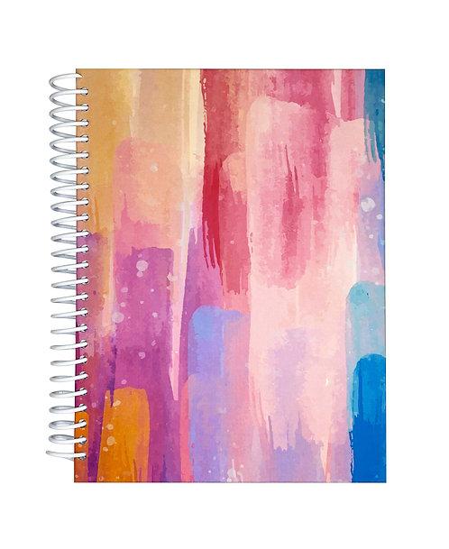 Libreta Colores Pastel