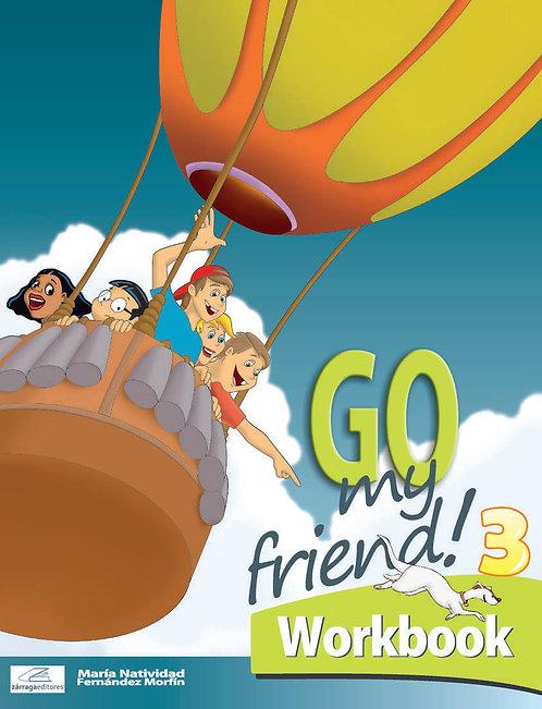 Go My Friend 3 Workbook