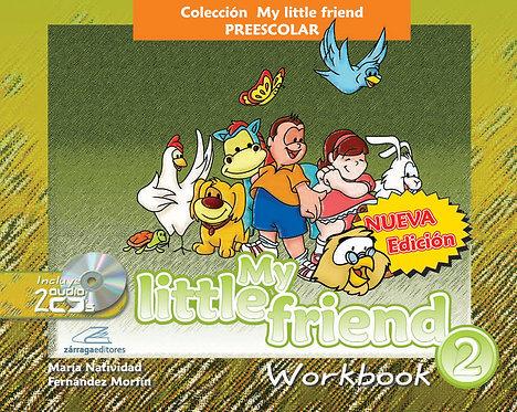 My Little Friend 2 Workbook