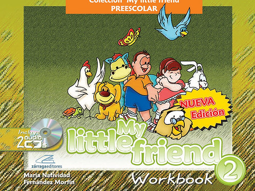 My Little Friend 2 Workbook