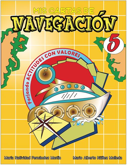 Mis Cartas de Navegación 5