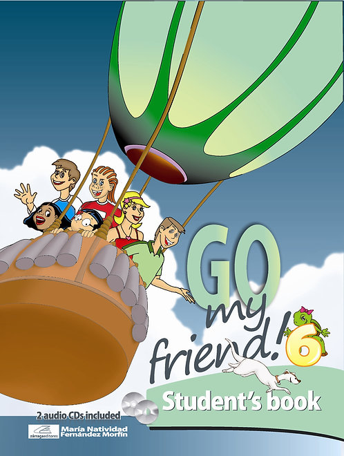 Go My Friend 6 Student's Book