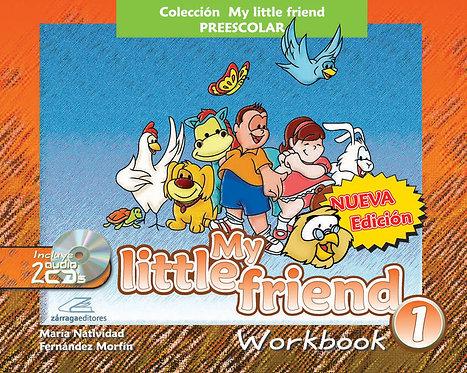 My Little Friend 1 Workbook
