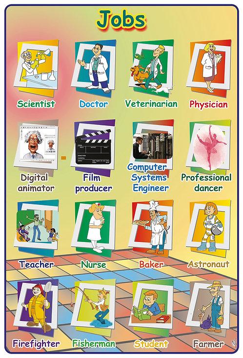 Poster Jobs