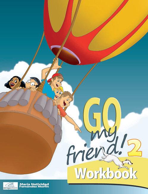Go My Friend 2 Workbook