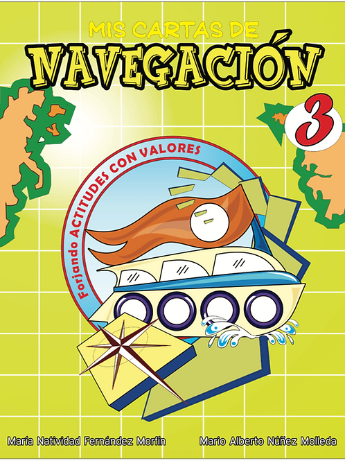 Mis Cartas de Navegación 3