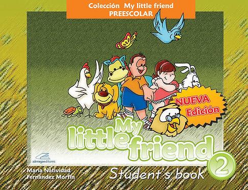 My Little Friend 2 Student´s book