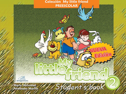 My Little Friend 2 Student´s book