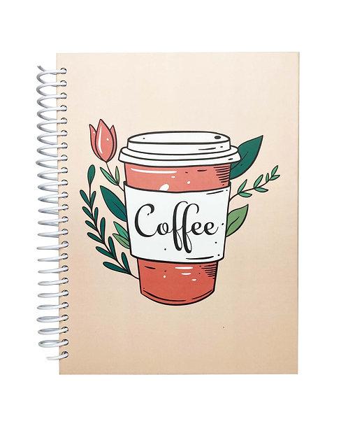 Libreta Coffee