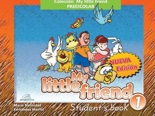 My Little Friend 1 Student´s book