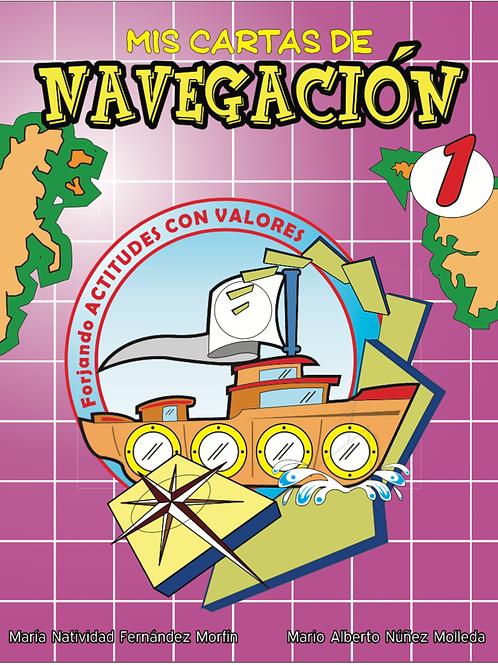 Mis Cartas de Navegación 1