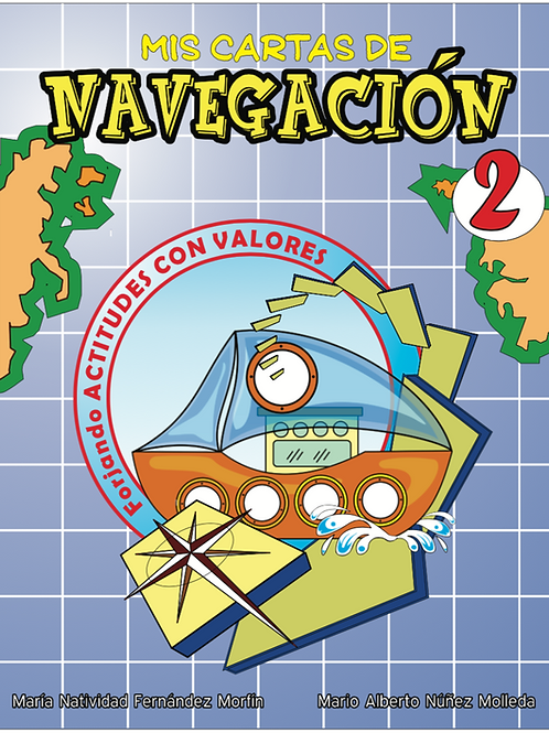 Mis Cartas de Navegación 2