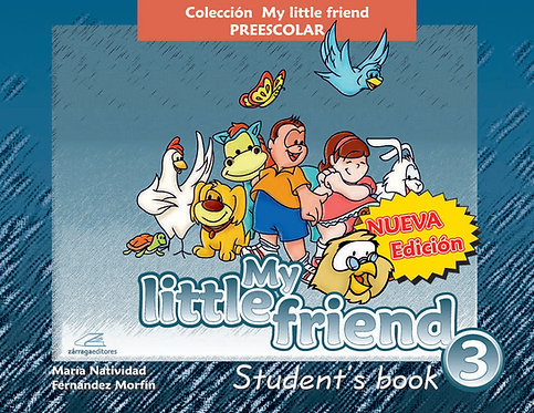 My Little Friend 3 Student´s book