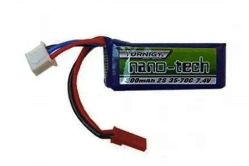 Bateria LiPo 300mAh 35C