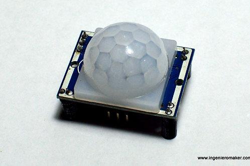 Sensor Piro eléctrico de movimiento HC-SR501
