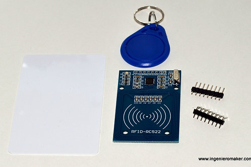 Kit de RFID a 13.56MHz (RC522)