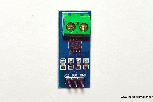 Sensor de corriente ACS712 (5A)