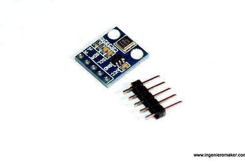Sensor de presión barométrica (BMP180)