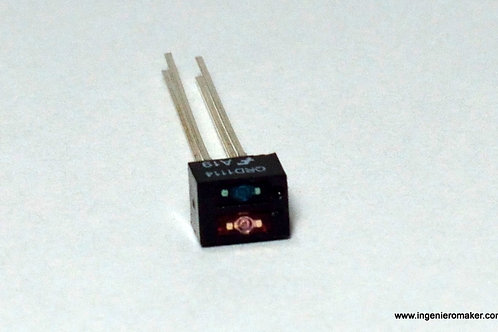 Sensor Optorreflectivo QRD1114