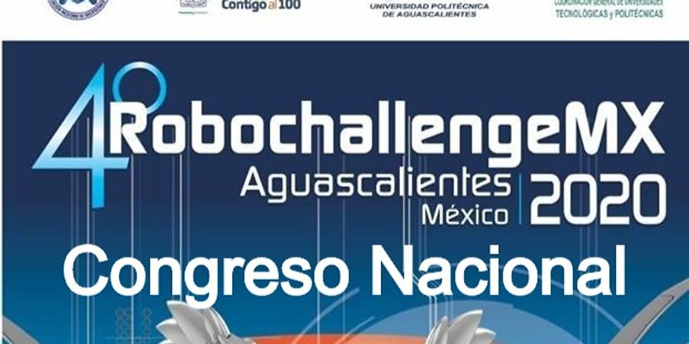 Inscripción Congreso Nacional de Robótica y Mecatrónica