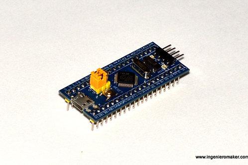 Sistema mínimo del STM32F103C8T6 ARM Cortex M3