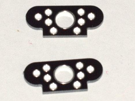 Aumento de altura para soportes y motor pololu (par)