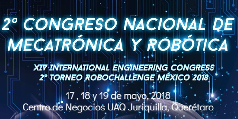 Registro para competidores, 2do RobochallengeMx 19 de Mayo