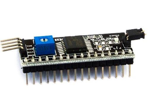 Interfaz I2C para LCD 16x2
