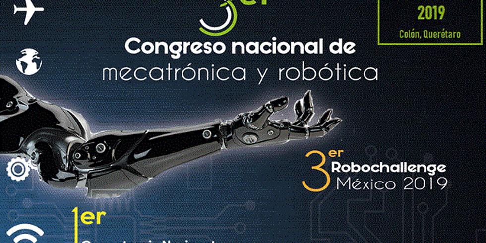 3er RobochallengeMx (Jueves 16)