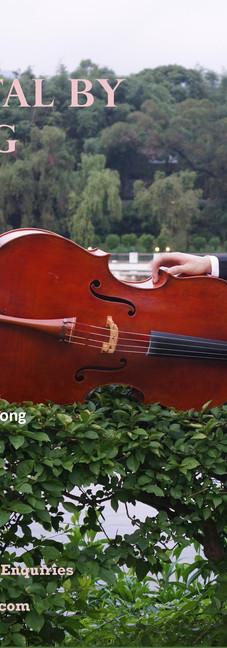 Handbill Cello Recital by Angus Fong (Ju