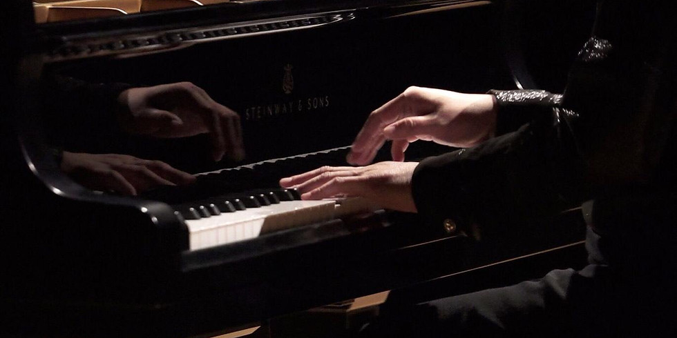 Andrei Yeh Piano Master Class (May 3)