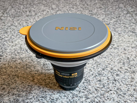The largest Lens Cap - the NiSi S6 Lens Cap