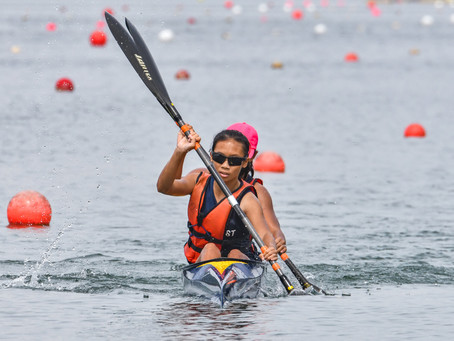 Canoe Sprint Action - Photography Tips