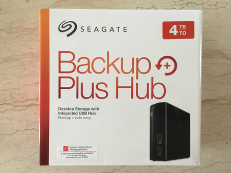 Seagate Backup Plus Hub - An Introduction to another storage gem