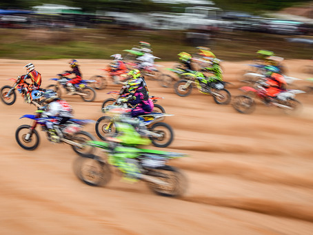 Nikon D850 - At the UCMX 2018 Motocross