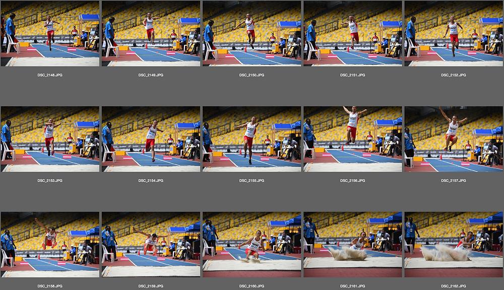 15 shots sequence thumbnails