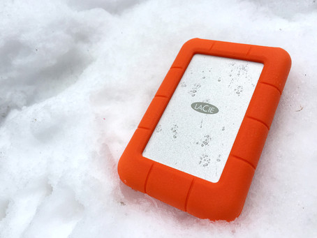 LaCie 2TB Rugged USB-C - A Follow Up Update
