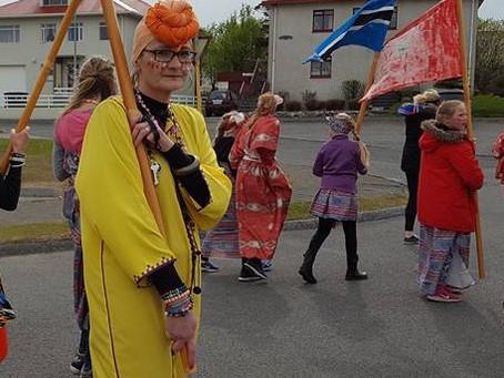 Hamingjuráðherra Hornafjarðar