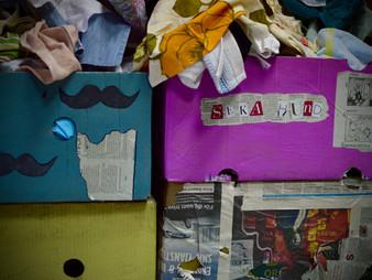 Photo Story: Second hand store in the neighbourhood of Dobrinja in Sarajevo.