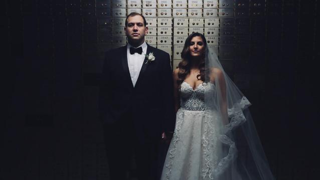 Melissa & Brett