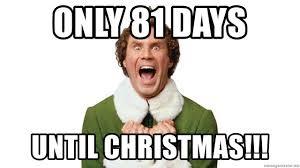 81 Days Until...