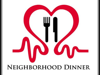 CSL Helps Steward Neighborhood Dinner