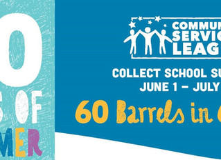 Thanks to our 60 Days of Summer Collection Partners!