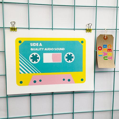 80's Cassette