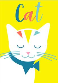 Animal Poster cat