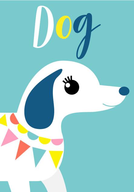 Animal Poster Dog